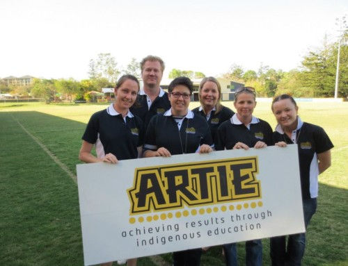 ARTIE helping get Queensland students on fast track to success