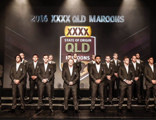 MAROONS' NEW BREED READY FOR ORIGIN 1