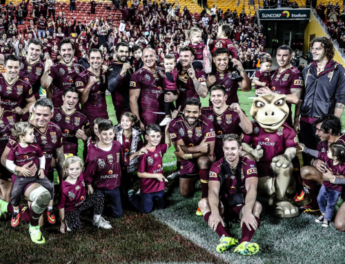 MARVELLOUS MAROONS GET THE JOB DONE AGAIN