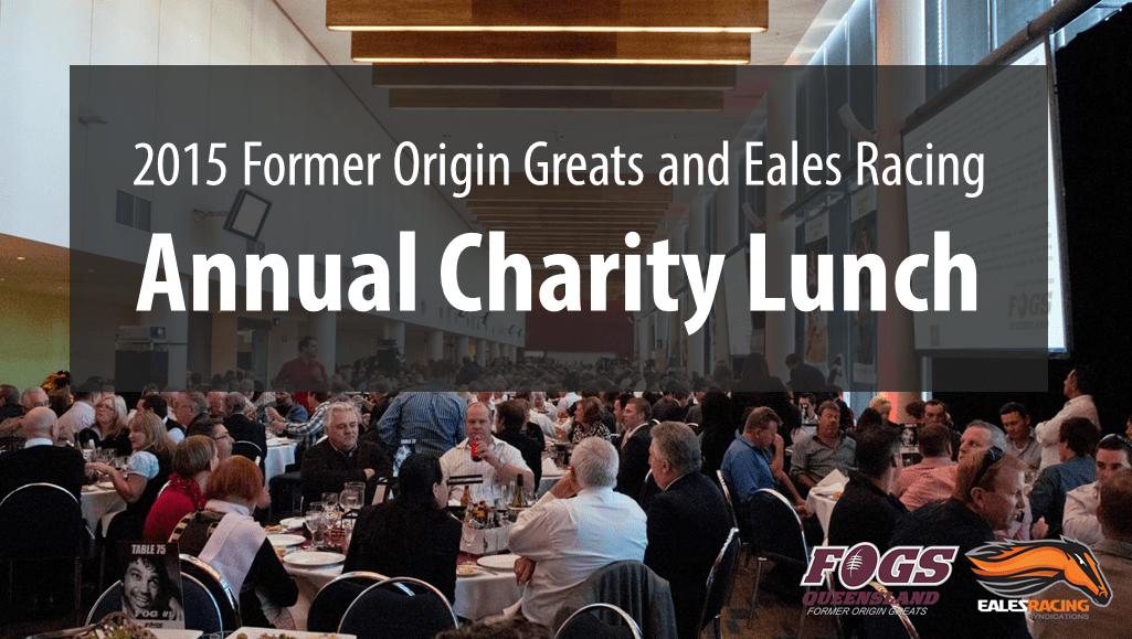 FOGS Charity Lunch