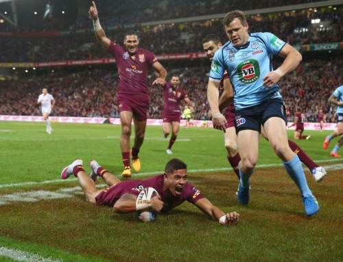 MAROONS LIVE THE DREAM WITH SURREAL PERFORMANCE