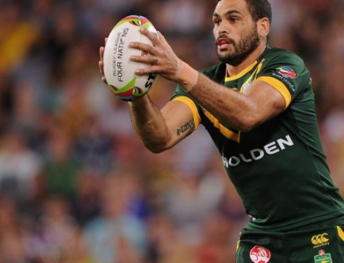 OH BABY, INGLIS LOOKS IN GOOD FORM FOR ROOS