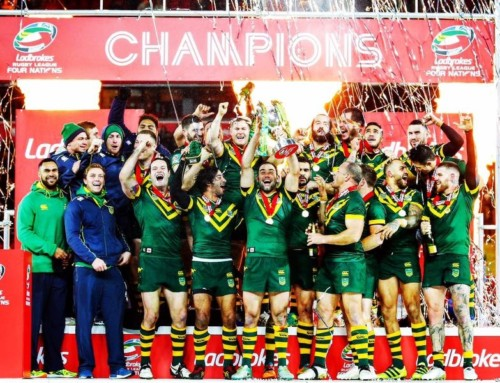 MAL'S EYES ON BIGGER PRIZES AFTER FOUR NATIONS SUCCESS