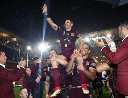 MAROONS VICTORY ONE FOR THE AGES