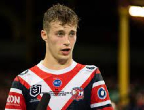WALKER'S ON TRACK TO  ACHIEVE MAROONS DREAM