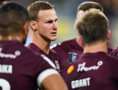 MAROONS CRUSHED IN  TOWNSVILLE TORTURE