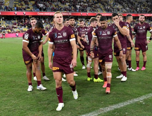 NIGHTMARE CONTINUES FOR GREEN'S MAROONS